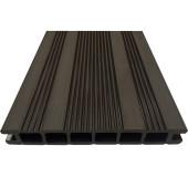 Полимерная Террасная доска цвет Венге Ecodeck (Экодек) 23,5*165*6000