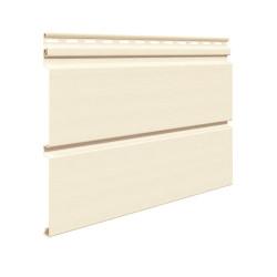 Сайдинг виниловый Vifront, Unicolor, Светло - Песочный, плоская панель