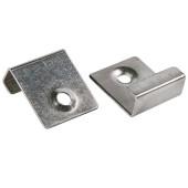 Клипса стартовая металлическая Hilst для ДПК 8 мм