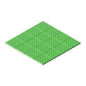 Универсальная газонная решетка пластиковая Альта-Профиль Зеленая