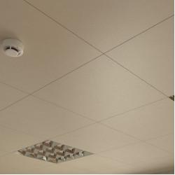 Потолок кассетный Cesal 010B Золотистый Жемчуг 300x300 мм