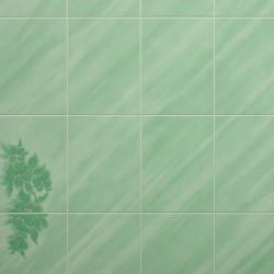 Листовая панель ДВП Eucatex 392 Летняя лилия 15х20 см 2440х1220 мм