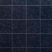 Листовая панель ДВП Eucatex 217 Синий сапфир плитка 15х15 см 2440х1220 мм