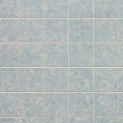 Листовая панель ДВП Eucatex 590 Голубая плитка 10х10 см 2440х1220 мм