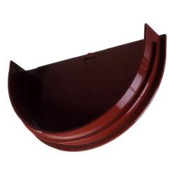 Заглушка воронки ПВХ Docke Premium Гранат 120 мм