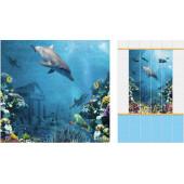 Подводный мир (рисунок)