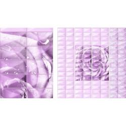 Садали фиолетовый (рисунок)