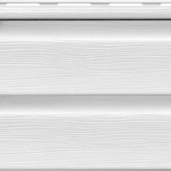 Cайдинг FineBer «Standart» ClassicColor Белый