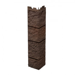 Угол наружный Solid Sandstone Тёмно-коричневый / DARK BROWN