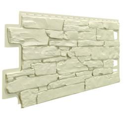 Фасадная  панель Vilo Stone IVORY (Слоновая кость)